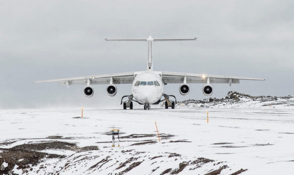 Grand Antarctica Air Cruises © Antarctica xxi