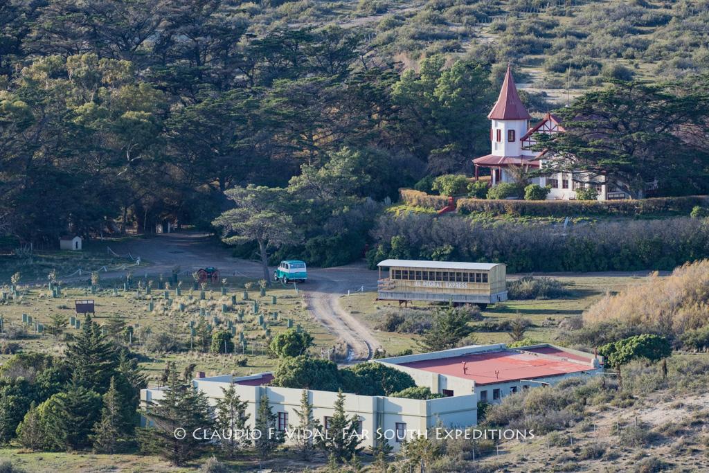 Estancia El Pedral, Chubut, Argentina © Claudio F. Vidal, Far South Exp