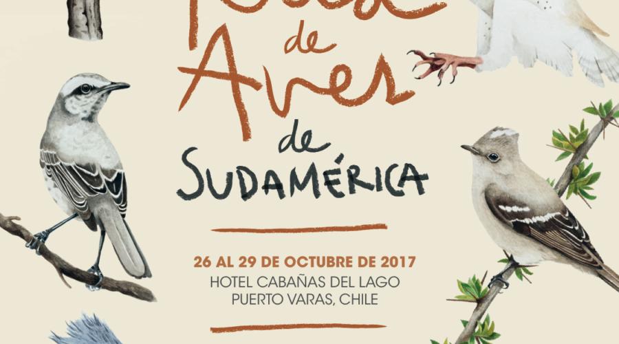 Chile, anfitrión de la Feria de Aves de Sudamérica 2017