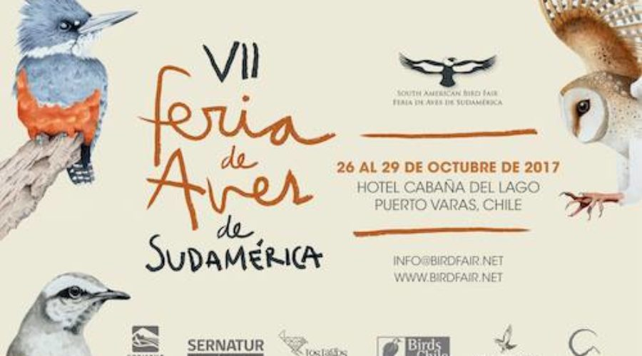 Chile, host to the 2017 South American Bird Fair