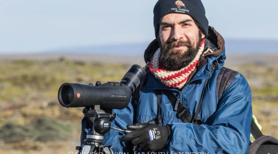 Manifiesto de un Naturalista: Sebastián Saiter